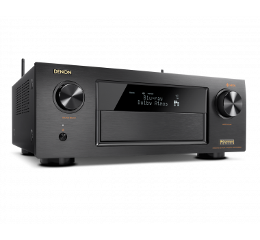 Receiver Denon AVR-X4300H 9.2 Canais Full 4K Ultra HD Bluetooth x4300 HEOS