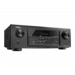 Receiver Denon AVR-S510BT 5.2 Canais Full 4K Ultra HD Bluetooth