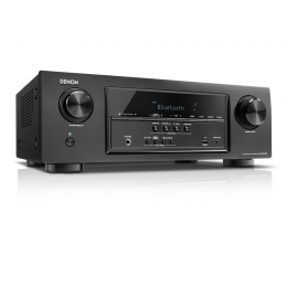 Receiver Denon AVR-S530BT 5.2Canais 140W por canal Bluetooth 4K Ultra Full HD S530
