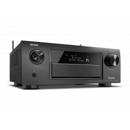 Receiver Denon AVR-X6300H 11.2 Canais Full 4K Ultra HD Bluetooth Wireless HEOS