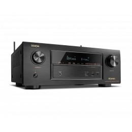 Receiver Denon AVR-X3300W 7.2 Canais Full 4K Ultra HD Bluetooth Wifi x3300