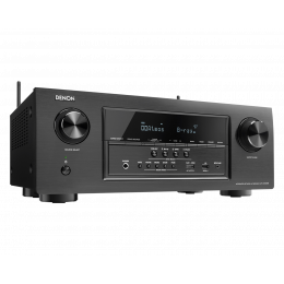 Receiver Denon AVR-S920W 7.2 Canais Full 4K Ultra HD Bluetooth e Wifi